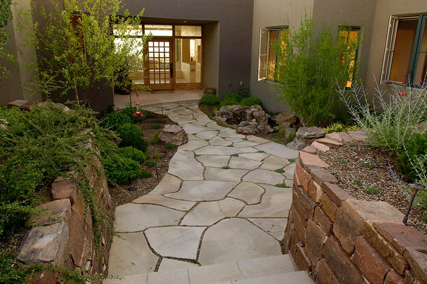 hardscape design queen creek arizona